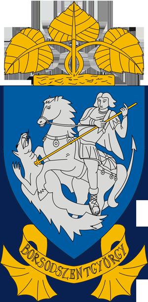 Borsodszentgyörgy logo